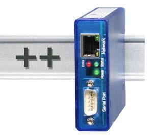 La marca W&T ofrece monitoreo de redes industriales en tiempo real