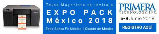 EXPO PACK México 2018, ¡Regístrate!