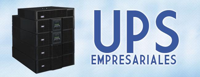 Guía de UPS empresariales
