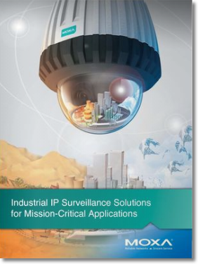 Moxa 2017 IP Surveillance Brochure