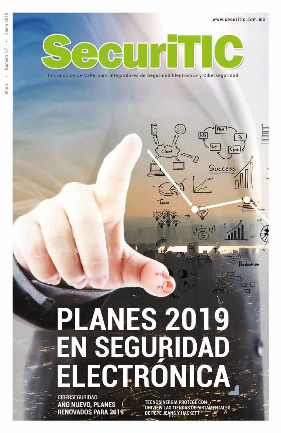 Planes 2019 en Seguridad Electrónica