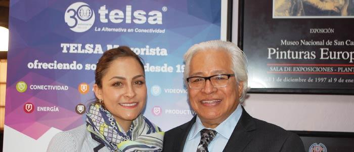TELSA Mayorista celebra 3 décadas entregando lo mejor de la tecnología