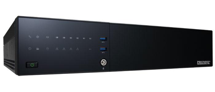 PROMISE presenta su equipo de almacenamiento/servidor para video vigilancia