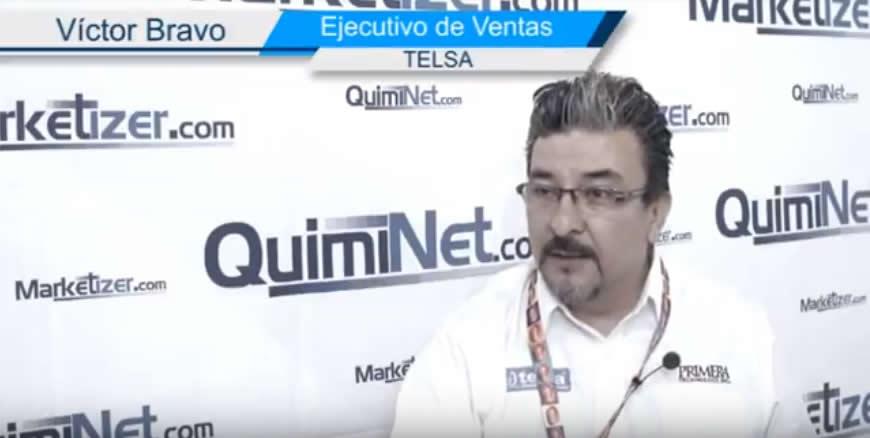 Telsa en QumiNet.com (Expo Pack 2018)