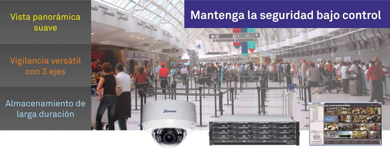 Vigilancia para Aeropuertos