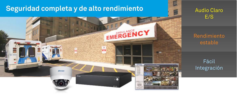 Vigilancia para Hospitales